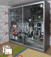 Двери для шкафов-купе